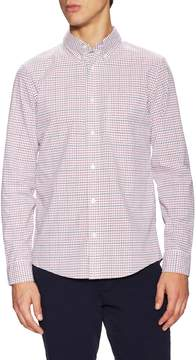 Jack Spade Men's Felton Checkered Sportshirt
