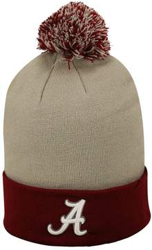 Top of the World Adult Top of the Wold Alabama Crimson Tide Knit Pom Pom Hat