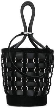 Alexander Wang Women's Black Leather Handbag.