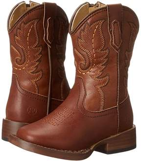 Roper Texson Faux Leather Cowboy Boots