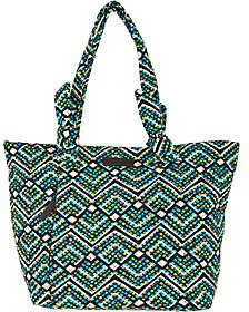 Vera Bradley Signature Print Hadley East/West Shopper - ONE COLOR - STYLE