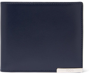 Tod's Leather Billfold Wallet