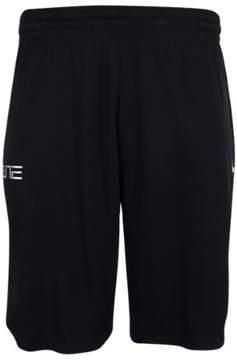 Nike Men's 9' Elite Lift-off Basketball Shorts (XXL, Black)