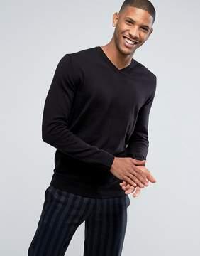 Esprit V-Neck Casmere Mix Sweater