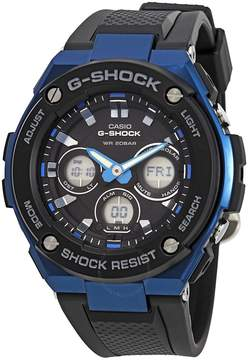 Casio G-Shock World Time Black Dial Men's Solar Powered Watch