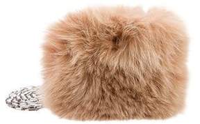 Michael Kors Small Fox Crossbody Bag