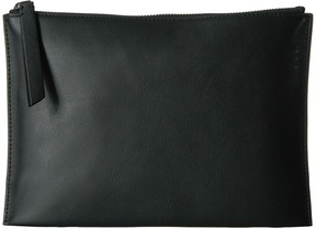 ECCO - Sculptured Clutch Clutch Handbags