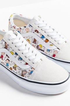 Vans X Peanuts Old Skool Canvas Sneaker