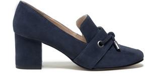 Sole Society Matador Block Heel Loafer