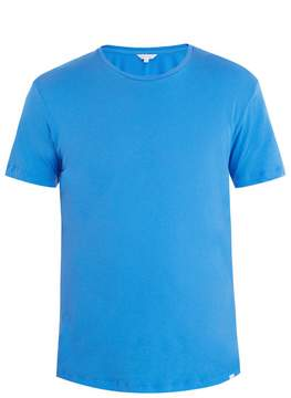 Orlebar Brown OB-T crew-neck cotton-jersey T-shirt