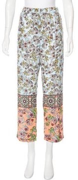 Clover Canyon High-Rise Straight-Leg Pants w/ Tags