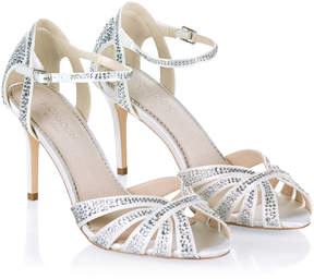 Monsoon Leda Diamante Sparkle Sandal
