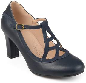Journee Collection Nile Women's High Heel Mary Jane Shoes