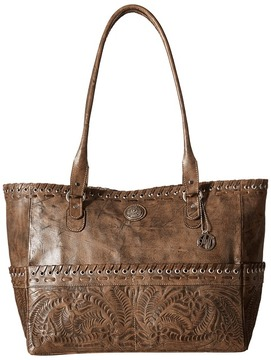 American West - Carry-on Tote Handbags