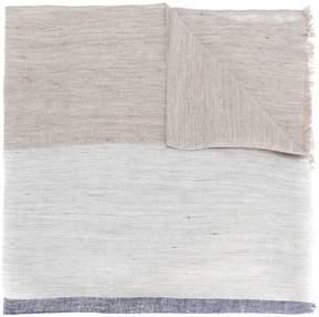 Eleventy colour block scarf