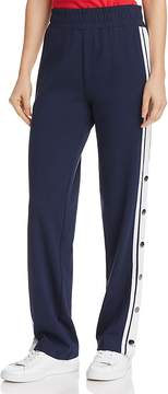 Tommy Jeans Half-Snap Track Pants