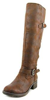 Style&Co. Style & Co Gayge Round Toe Synthetic Knee High Boot.