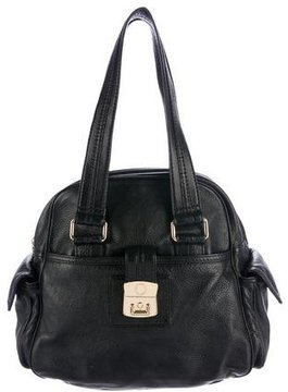 Marc by Marc Jacobs Pebbled Leather Tote - BLACK - STYLE