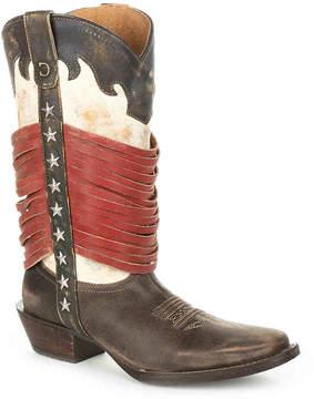 Durango Women's Fringe Western Cowboy Boot