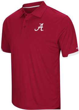 Colosseum Men's Alabama Crimson Tide Wedge Polo