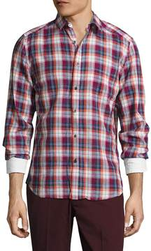 Gilded Age Men's Franklin Cotton Sportshirt
