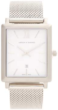 Larsson & Jennings Norse stainless-steel watch