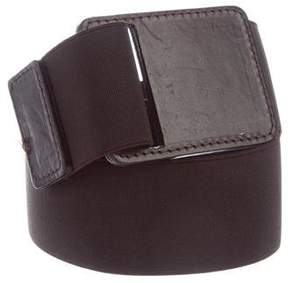 Maison Margiela Elasticized Waist Belt