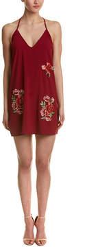 Dee Elly Dee Elle Patchwork Slip Dress