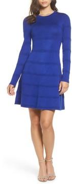 Eliza J Women's A-Line Sweater Dress