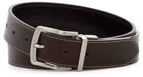 Steve Madden Oil Tanned Reversible Leather Belt