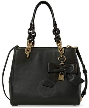 Michael Kors Cynthia Small Convertible Satchel - Black - ONE COLOR - STYLE