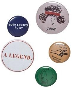 Bobo Choses Pack of Badges