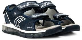 Geox open toe sandals