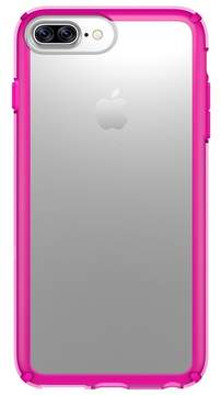 Speck GemShell iPhone 6/6s/7 Plus Case - Clear/Lipstick Pink