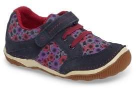 Stride Rite Infant Girl's Armorie Flower Print Sneaker