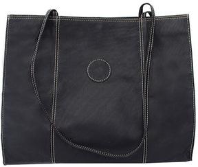 Women's Piel Leather Carry All Market Bag 2507