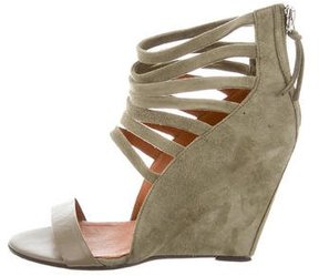 IRO Multistrap Wedge Sandals