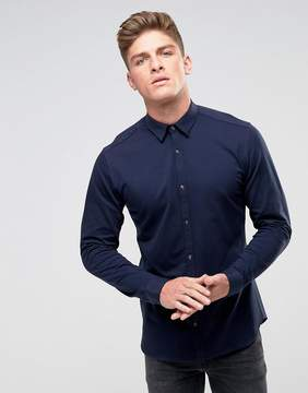 Jack and Jones Slim Jersey Shirt