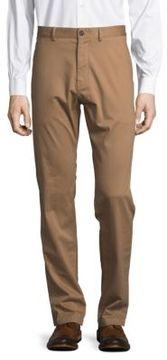 Michael Bastian Sateen British High-Rise Pants