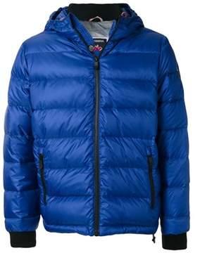 Rossignol Men's Blue Polyester Down Jacket.