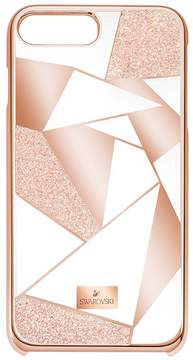 Swarovski Heroism Smartphone Case with Bumper, iPhone® 8 Plus, Pink