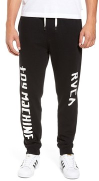 RVCA Men's Toy Machine Jogger Pants