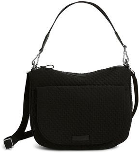 Vera Bradley Classic Black Carson Shoulder Bag - CLASSIC - STYLE