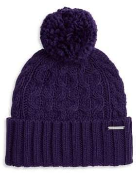 MICHAEL Michael Kors Classic Cable Beanie