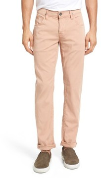 Hudson Men's Slim Straight Leg Pants