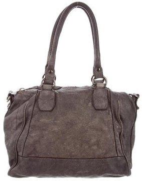 Giorgio Brato Distressed Leather Bag