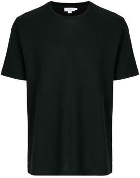 Sunspel Riviera mesh crew neck T-shirt