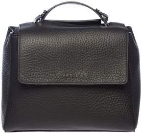Orciani Medium Flap Shoulder Bag
