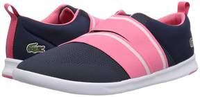 Lacoste Avenir Slip 118 1 Women's Shoes