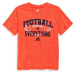 adidas Boys Football Is Everything Graphic T-Shirt